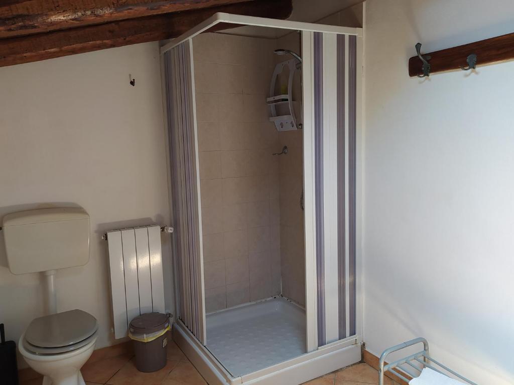 A bathroom at B&B Villa San Marco