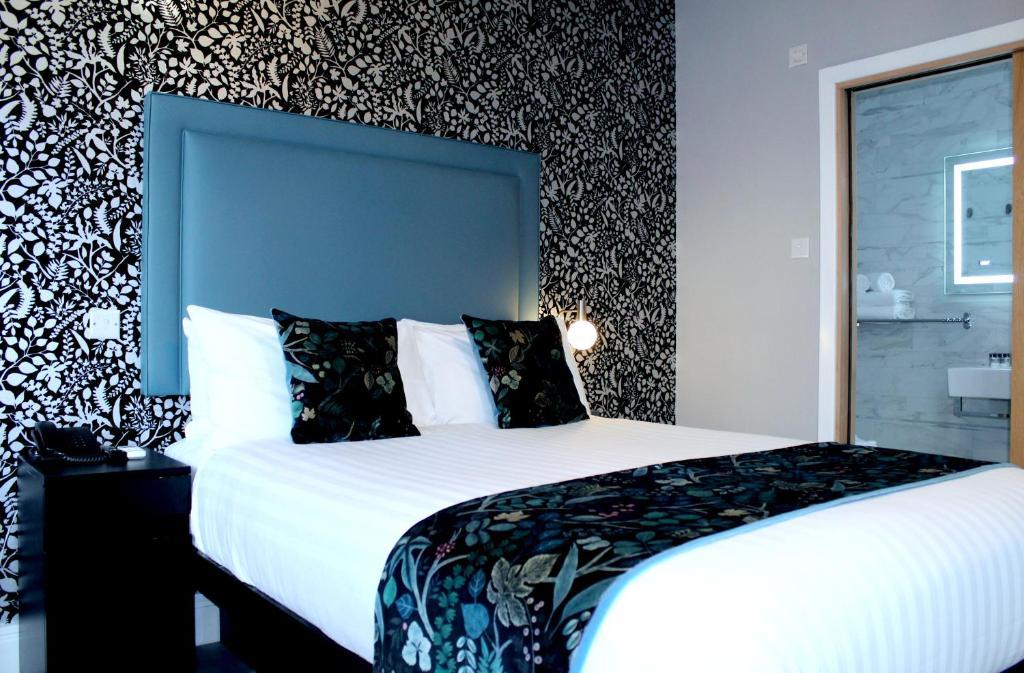 Letto o letti in una camera di NOX HOTELS - Paddington