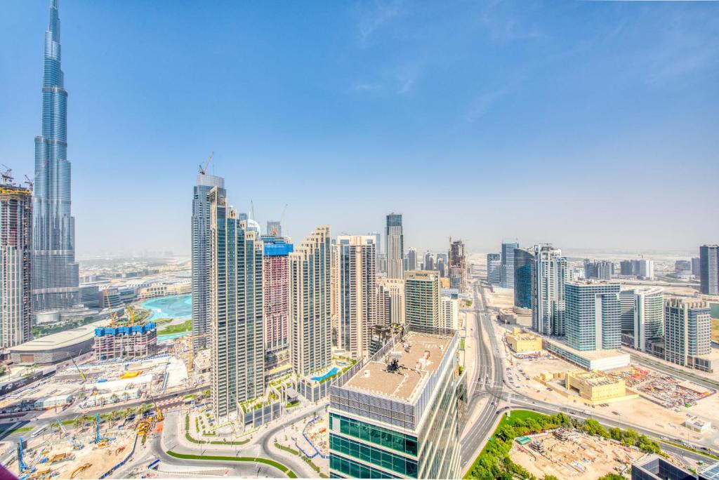 Бурдж халифа квартира цена турция 2012