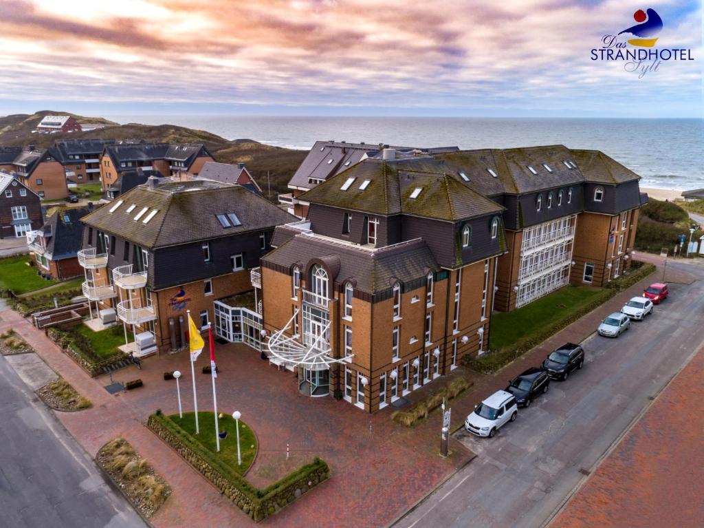 Strandhotel Syltの鳥瞰図
