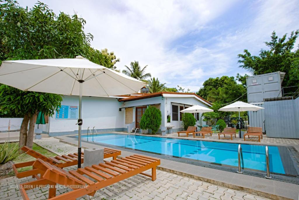 Hotel Le Green Udawalawe