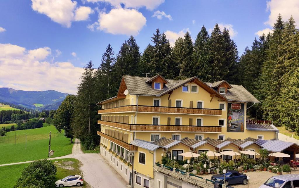 Boutique-Hotel LiebesNesterl Bergwirt