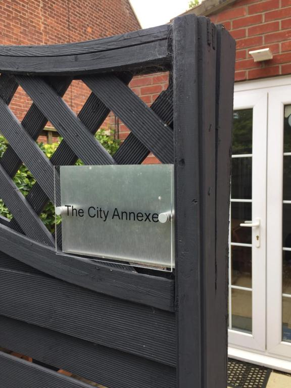 The City Annexe in Norwich, Norfolk, England