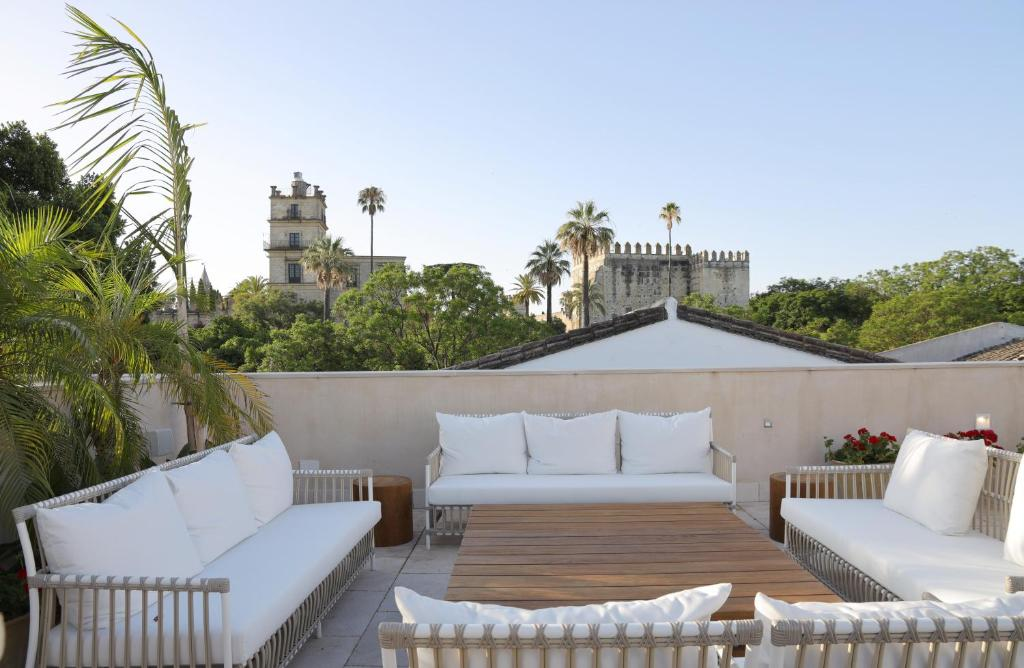Bodega Tio Pepe Hotel Jerez, Juli 2020
