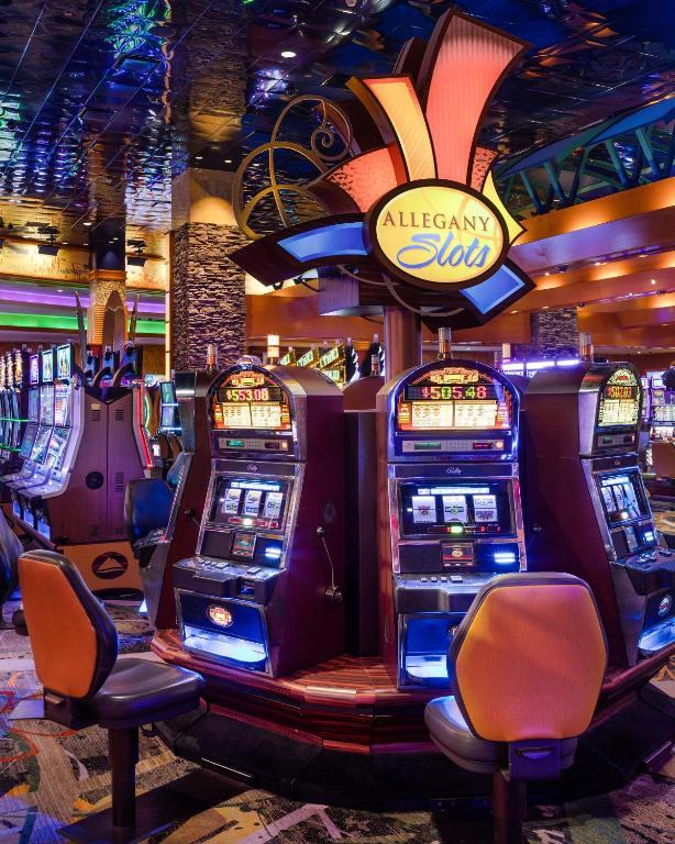 Seneca Allegany Resort Casino Salamanca Ny Booking Com