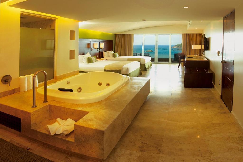 Azul Ixtapa Grand All Inclusive Suites Spa Convention Center Ixtapa Aktualisierte Preise Fur 2021