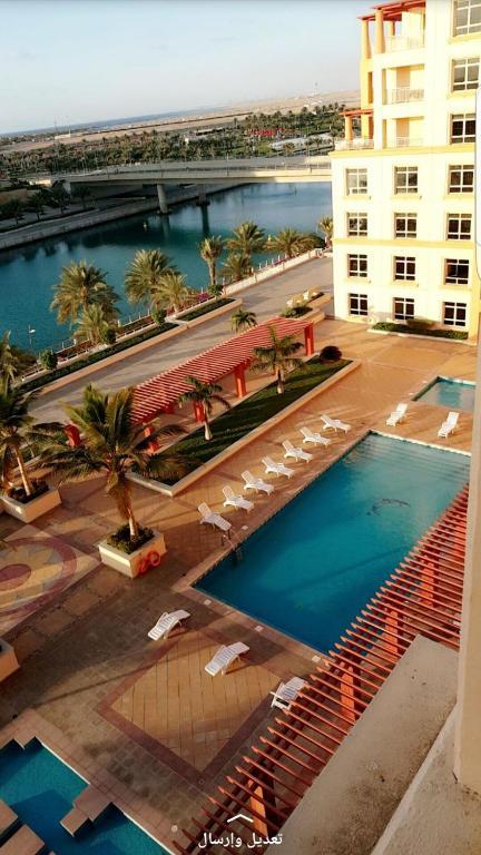 Apartment Laveno King Abdullah Economic City Saudi Arabia Booking Com