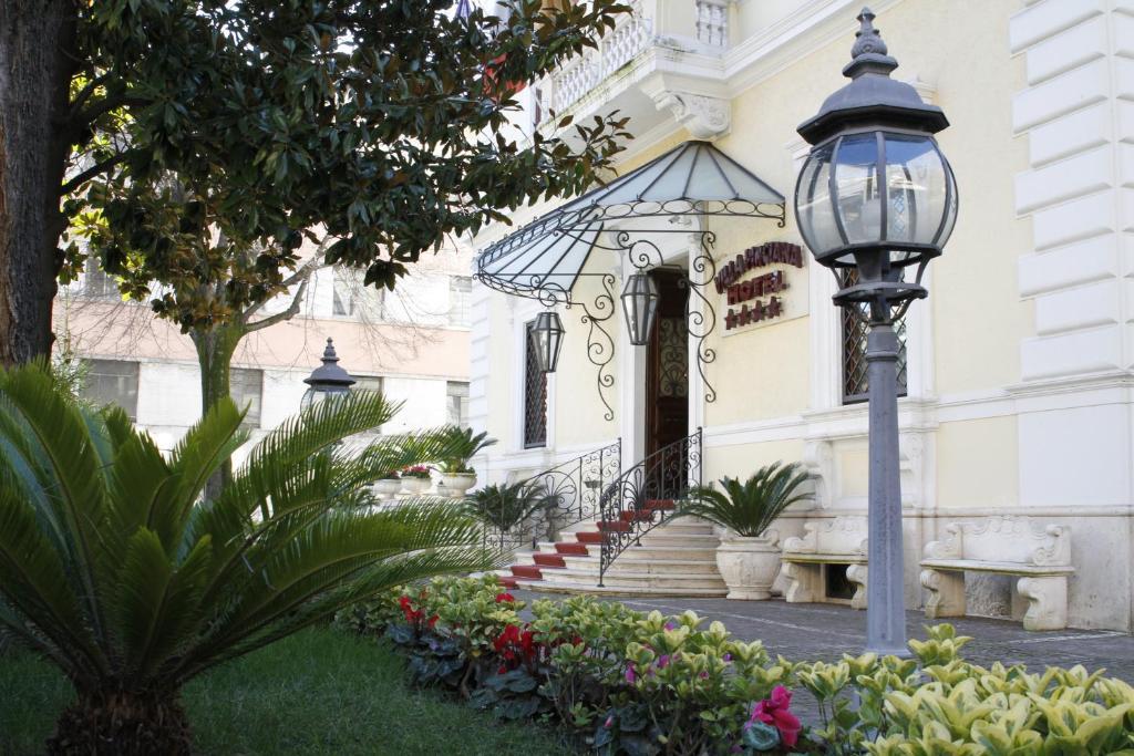 Hotel Villa Pinciana Rome, Italy