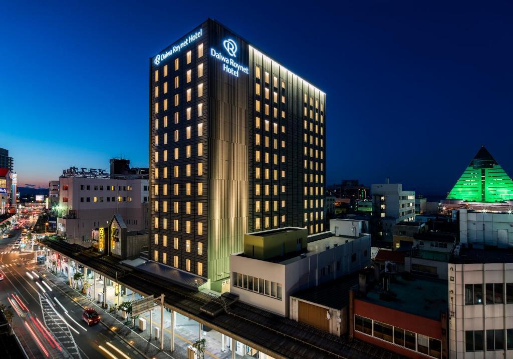 Daiwa Roynet Hotel Aomori