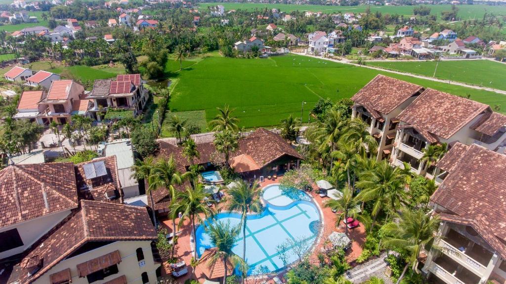 A bird's-eye view of Hoi An Trails Resort & Spa