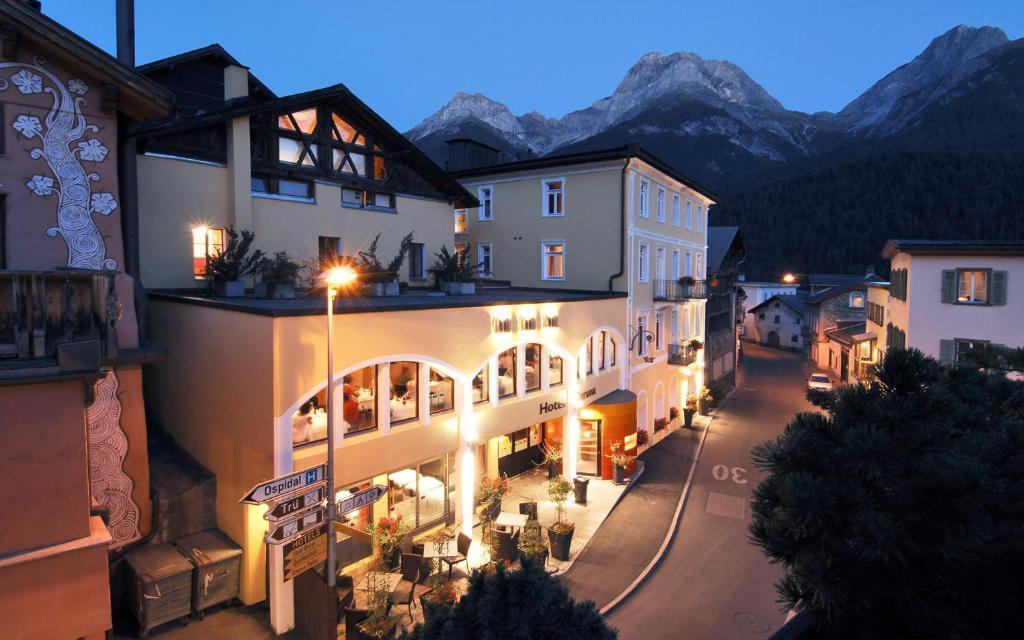 Wohlfuhlhotel Curuna Scuol, Switzerland