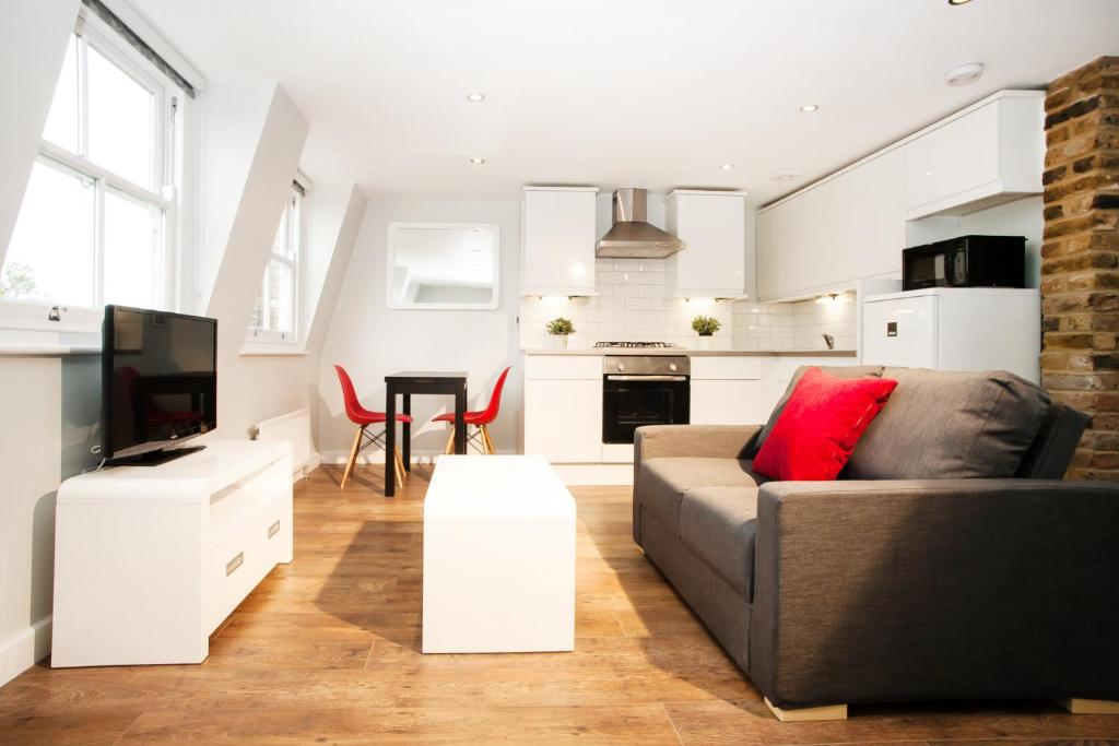 Lamington - Hammersmith Serviced Apartments - Laterooms