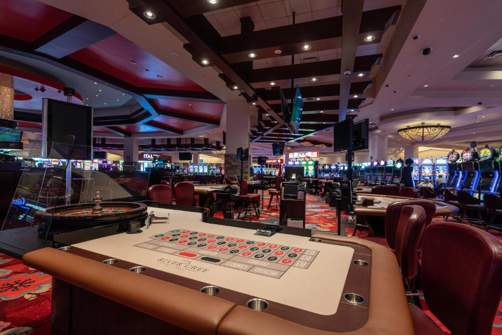 enoch river cree resort and casino