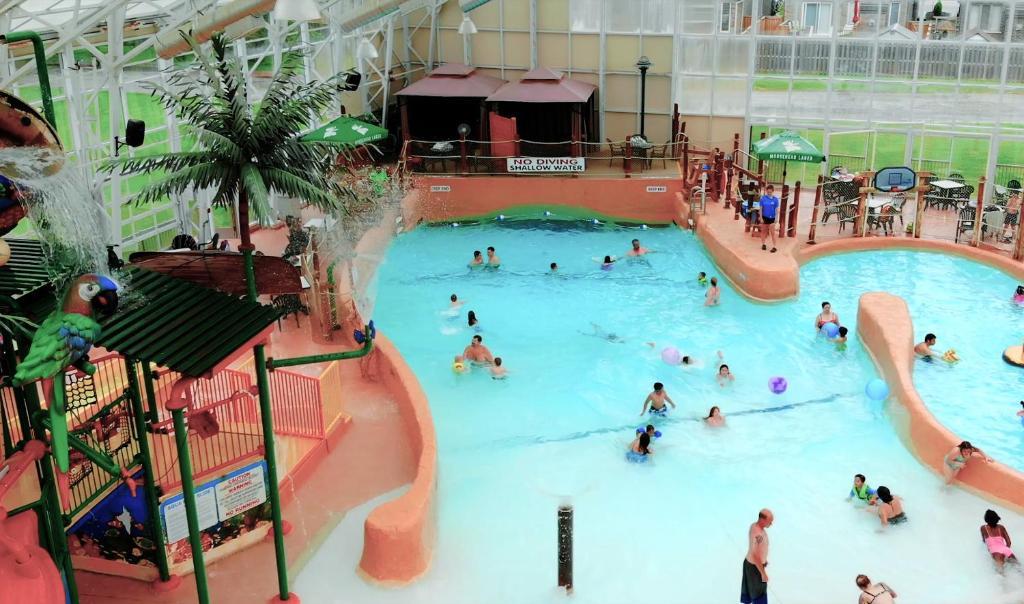 Americana Conference Resort Spa & Waterpark, Niagara Falls