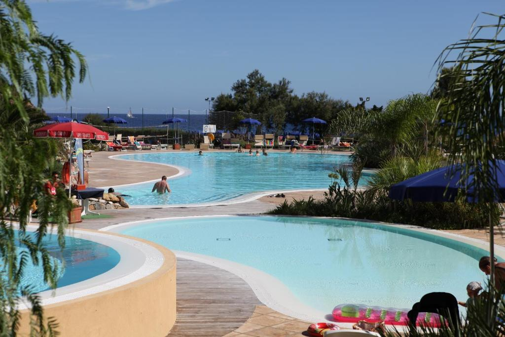 The swimming pool at or near TH Ortano - Ortano Mare Residence