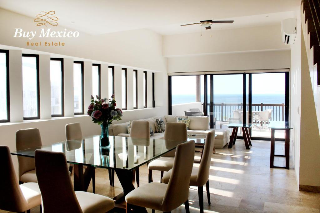 Pent House Frente al Mar con Alberca Privada