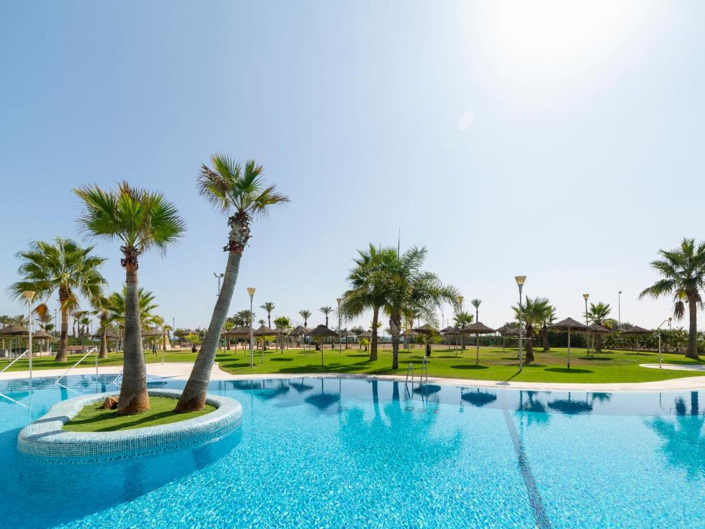 The swimming pool at or near Apartment Monaco 01-1