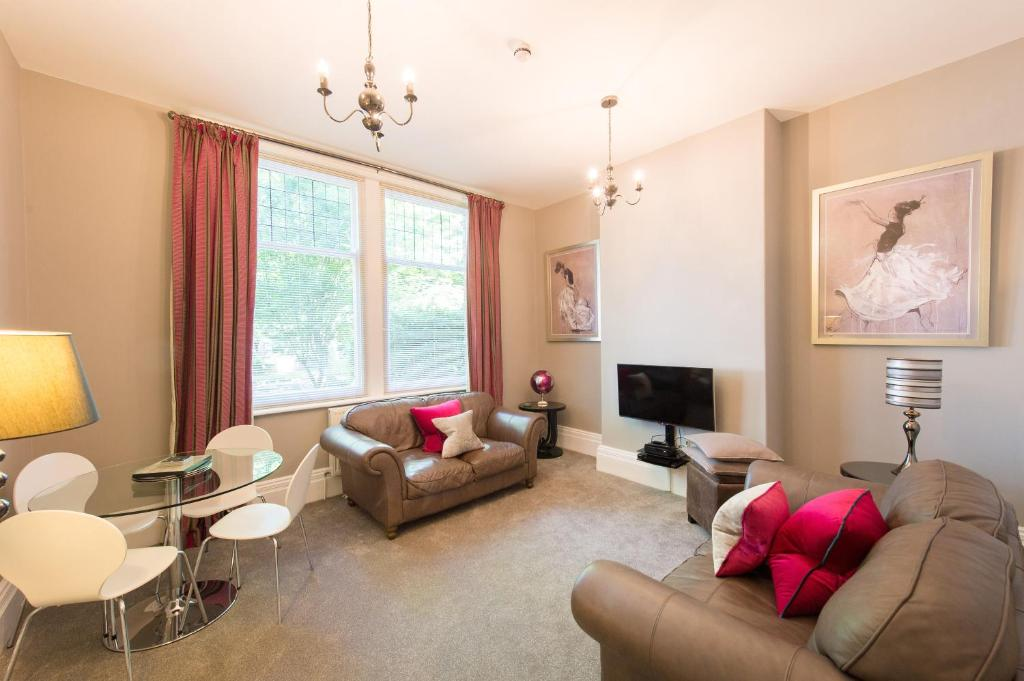 Albany House by Harrogate Serviced Apartments