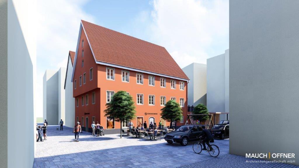 Bärenschenke Herberge Meßkirch, Oktober 2020