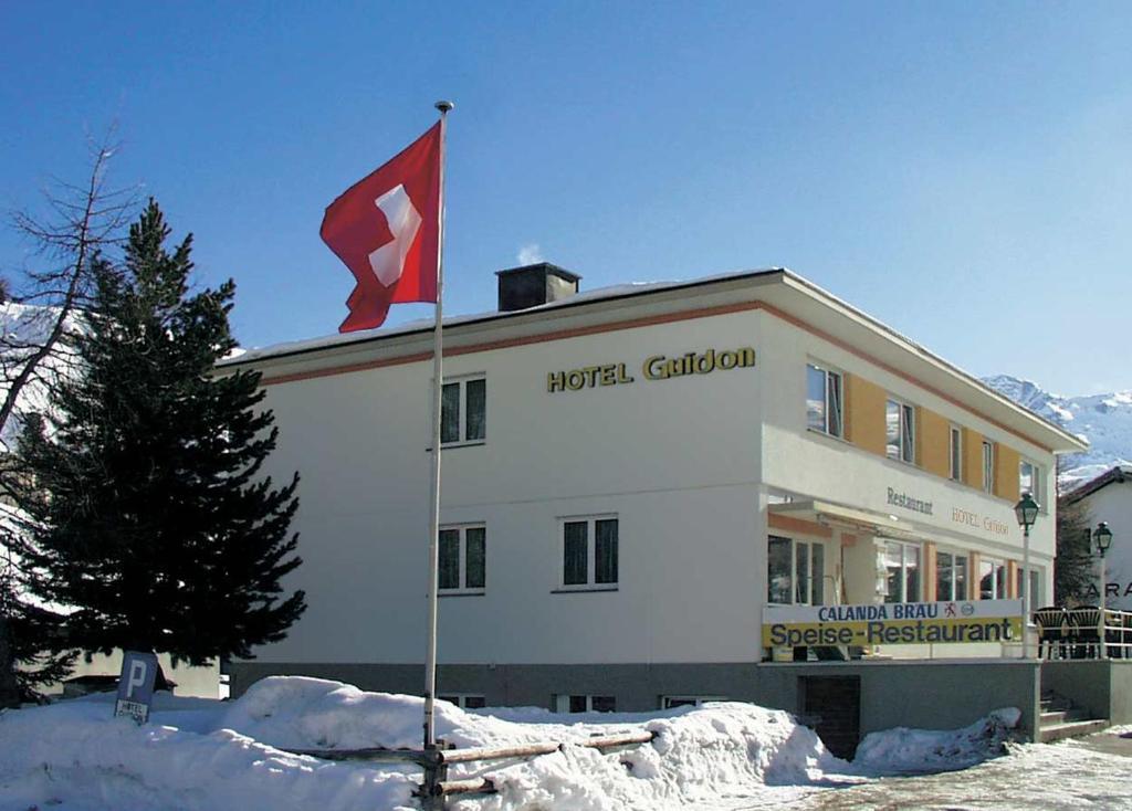Hotel Guidon Zimmer