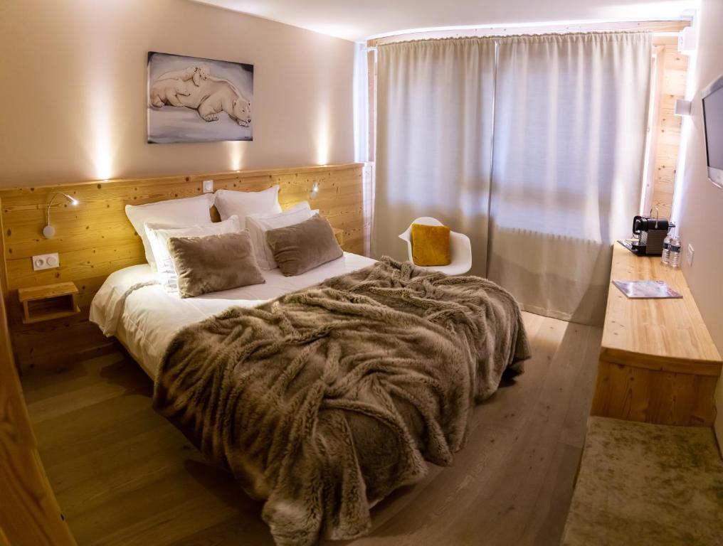 Hotel Les Flocons Les Deux Alpes, France