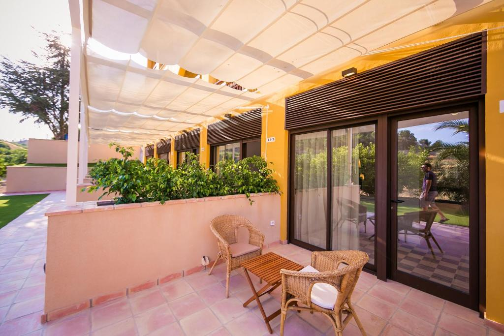 boutique hotels murcia provinz  11