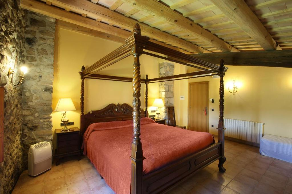hoteles con encanto en sant gregori  6