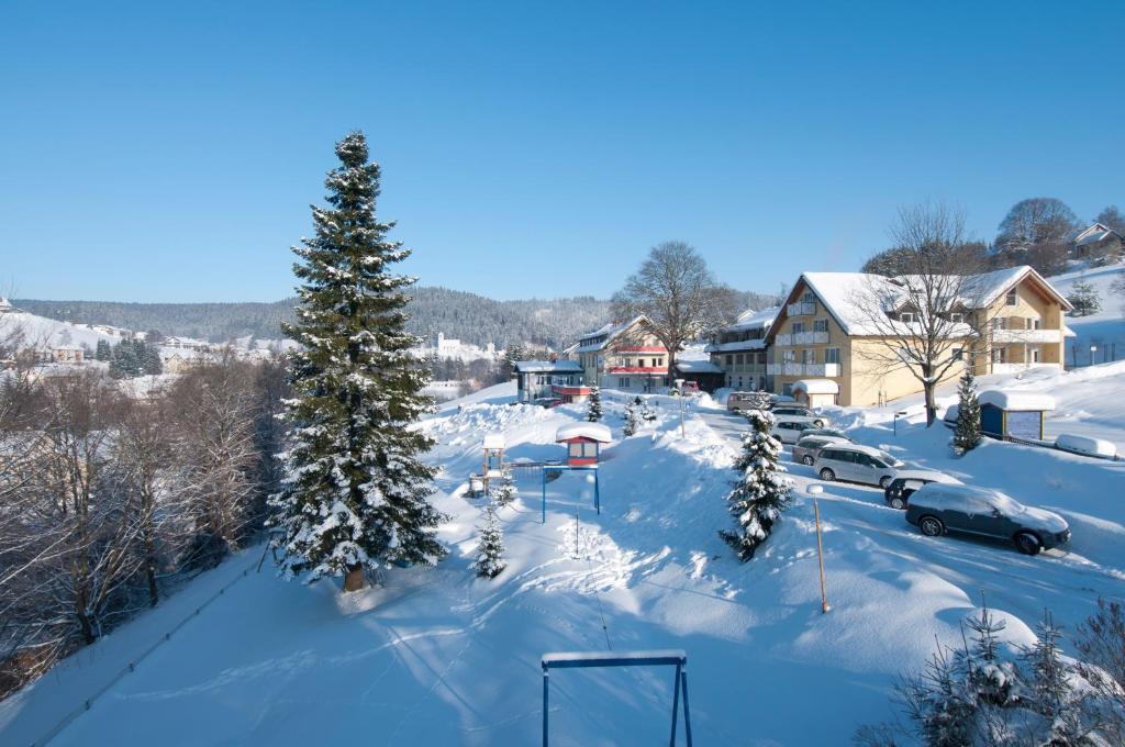 Familotel Mein Krug im Winter