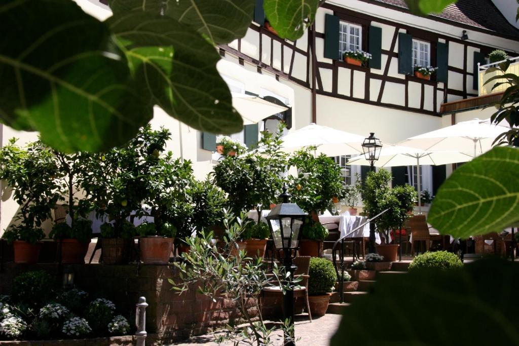 Romantik Hotel zur Sonne Badenweiler, Germany