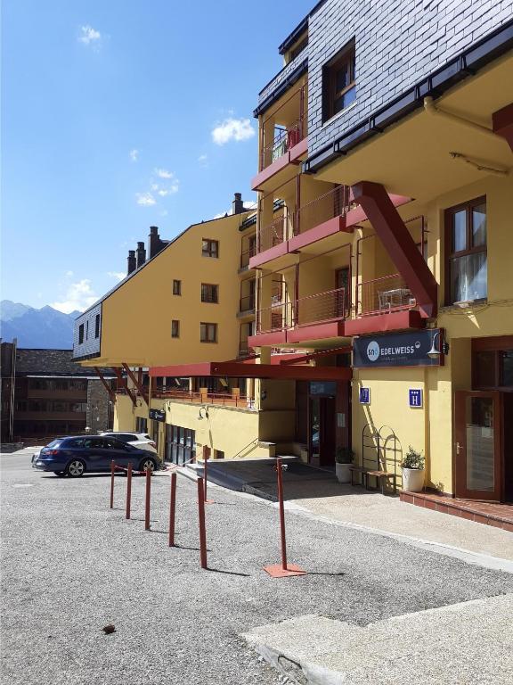 Apartamentos SNÖ Edelweiss