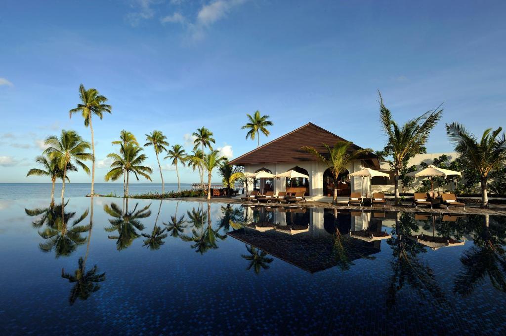 Piscina en o cerca de The Residence Zanzibar