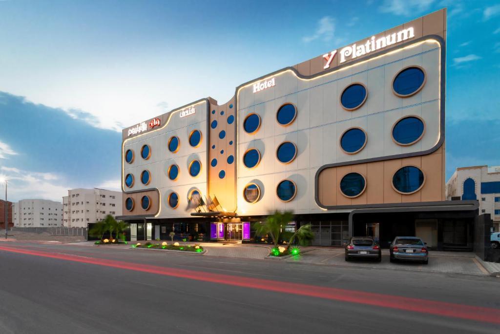 Y Platinum Hotel السعودية المدينة المنورة Booking Com