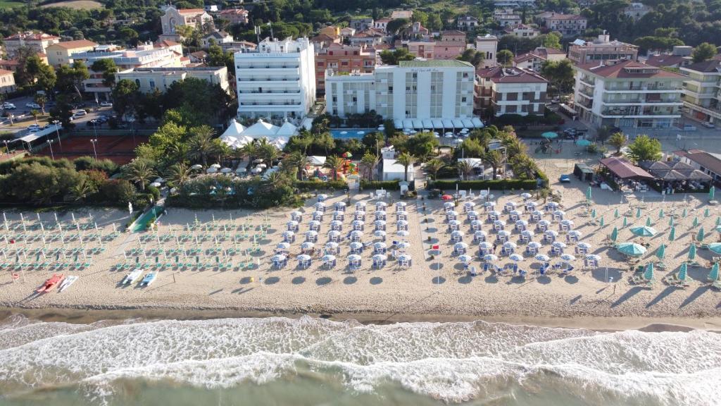 Hotel Parco Delle Rose Silvi Marina, Italy