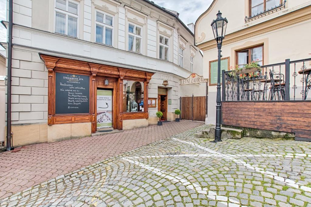 Hotel Stramberk Stramberk, Czech Republic