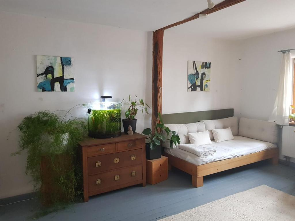 Ältestes Haus in Quentel