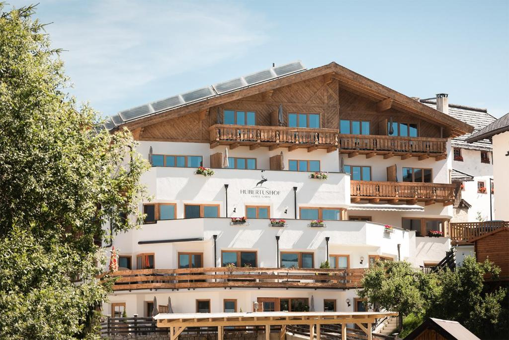 Hotel Garni Hubertushof Fiss, Austria