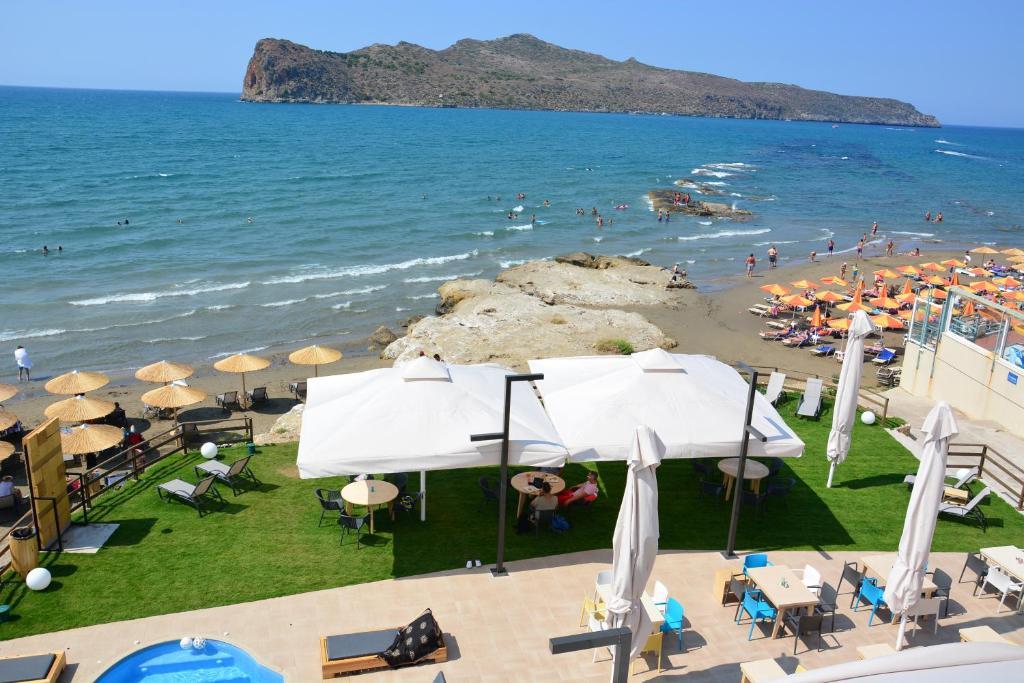 Elia Agia Marina Hotel