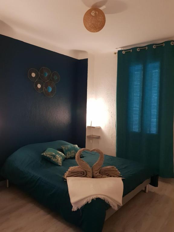Appartement climatisé les Mimosas