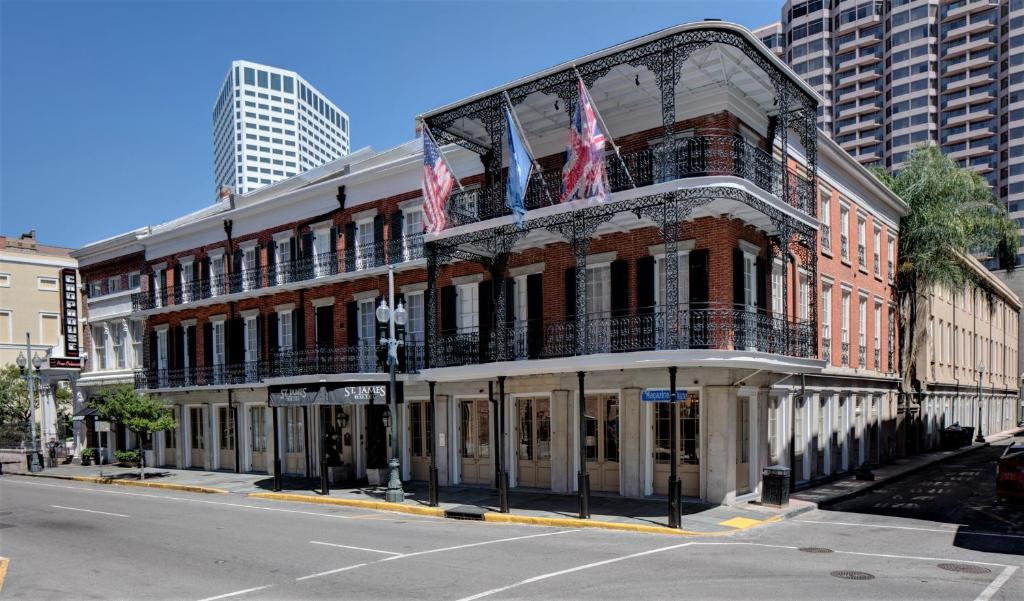 St James Hotel New Orleans Downtown French Quarter Area New Orleans Updated 2021 Prices