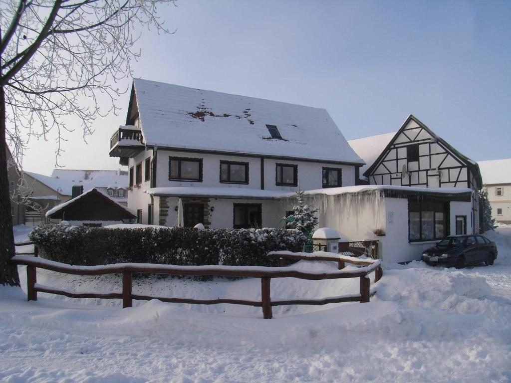 Ferienwohnung Freund im Winter