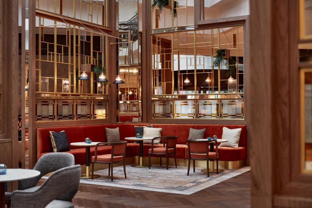 Hilton Vienna Park, August 2020