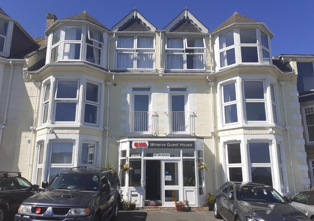 Minerva Hotel in Newquay, Cornwall, England