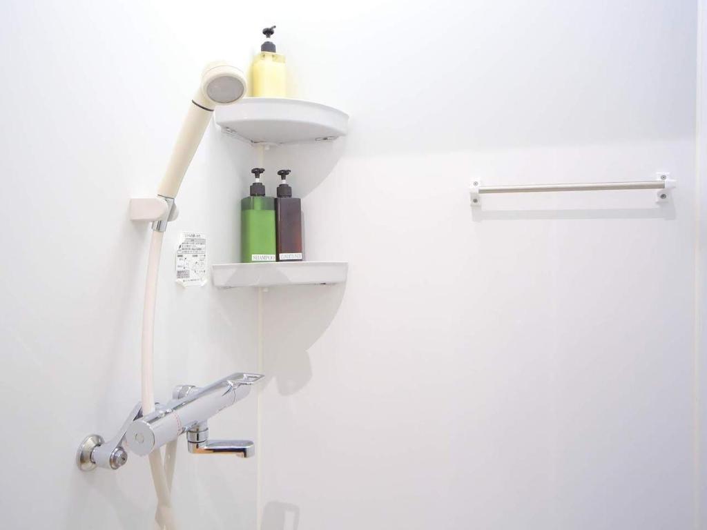 A bathroom at COZY INN Tokyo Sakura Town - Vacation STAY 89205