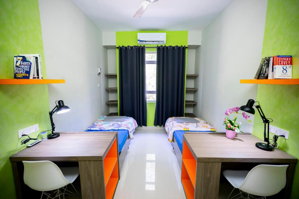 Premier Hostel Kolej Ibu Zain