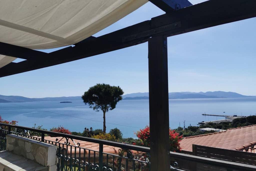 Lina΄s House Breathtaking Seaview