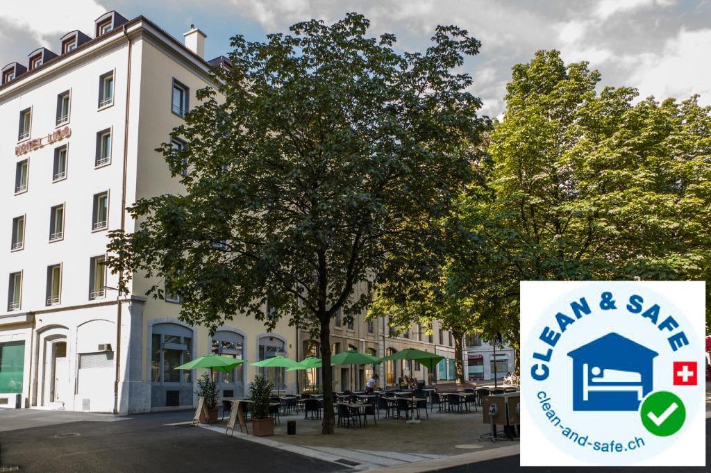 Hotel Lido Geneva, Switzerland