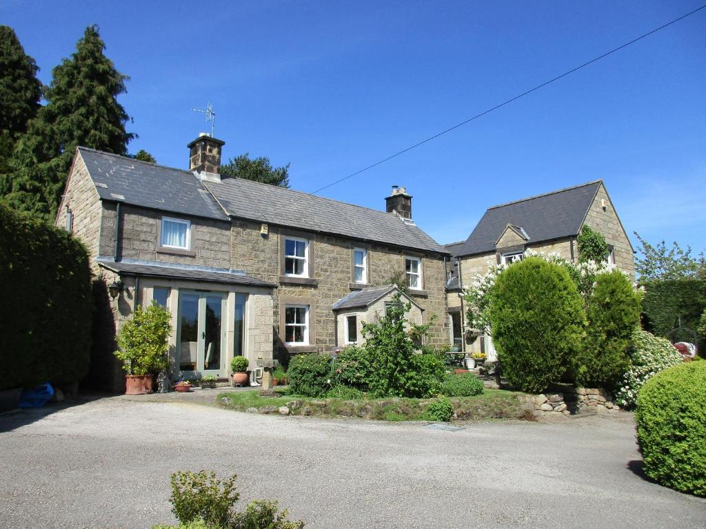 Yew Tree Cottage B&B in Matlock, Derbyshire, England