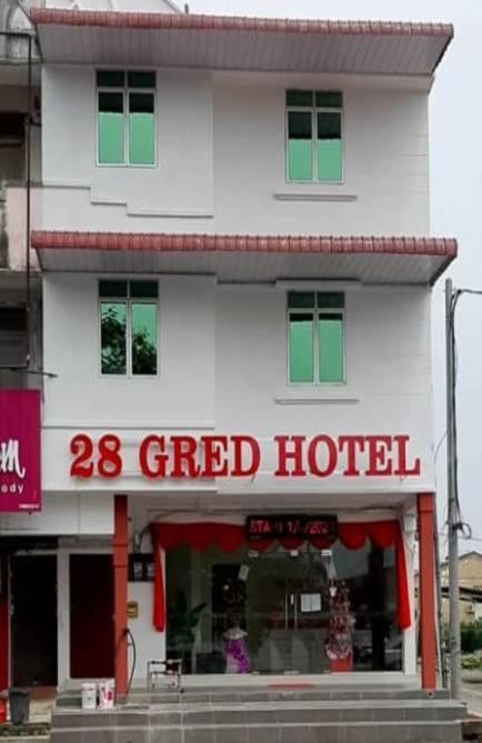 28 Gred Hotel