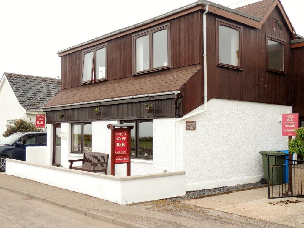 Invicta House B&B in Golspie, Highland, Scotland