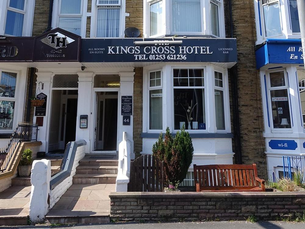 The Kings Cross Hotel in Blackpool, Lancashire, England